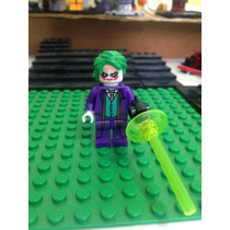 Guason Joker Nuevo Dc Comics Compatible Lego