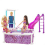 Barbie: Piscina Glam