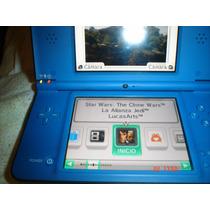Nintendo Dsi Xl + Mochila + 20 Juegos Fisico Mario Zelda Nds