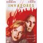 Invasores - Dvd - Dublado - Original - Lacrado