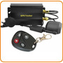 Gps Tracker Antirrobo Original Coban Con Control Remoto