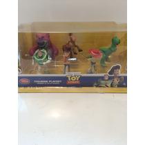 Toy Story Set De 6 Pza 9cm Disney Store