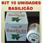 Basilicão Pomada Kit 10 Unidades Alta Qualidade Multnature!!