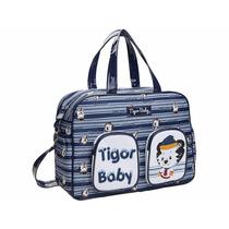 Bolsa Maternidade Tigor T.tigre Original Grande