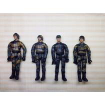 Lote Com 4 Soldados World Peacekeepers 1/18