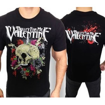 Camisetas Bullet For My Valentine