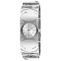 Reloj Christian Lacroix 8000301 Es Stainless Steel Silver