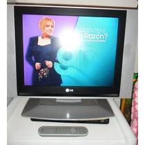 Televisor Lg Lcd Modelo Rm20lz50 Excelente Imagen