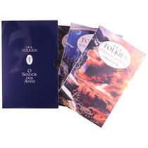 Livro Box Trilogia O Senhor Dos Anéis - 3 Livros - Tolkien