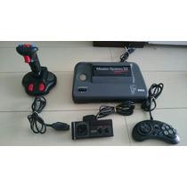 Master System Iii 3 Compact Sega 02 Controles E 01 Alavanca