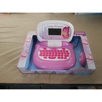 Vendo Computadora Barbie Mariposa 24 Func. Nueva De Paquete