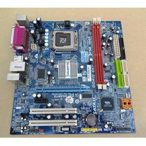 Placa Mãe Gigabyte Ga-vm900m Socket 775 Dd2 Funcionando 100%