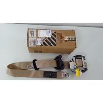 Cinto Segurança Bege Lado Direito Air Bag Jetta - Original
