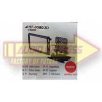Base Frente Estereo Doble Din Ford Econoline Van 2009-2014