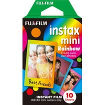 Fujifilm Rainbow Instax Mini Pelicula Instantanea