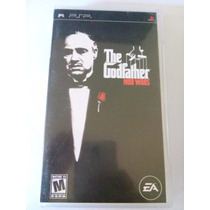 The Godfather Mob Wars Psp Playstation El Padrino Trqs