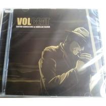 Volbeat - Guitar Gangsters & Cadillac Blood Cd Heavy, Nuevo