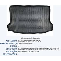 Tapete Borracha Protetora Porta Malas Focus 09/13 Hatch