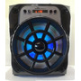 Caixa De Som Bluetooth Portátil Rádio Fm Usb Micro Sd 30w
