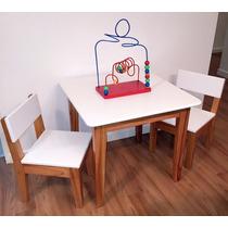 Mesas y sillas para ni os juguetes en mercado libre - Sillas y mesas infantiles ...