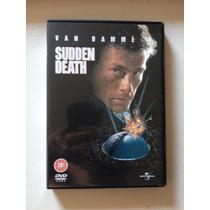 Morte Súbita Dvd (raridade) Van Damme
