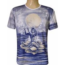 Camisa Indiana - Blusa Hippie - Tenda Roots Roupas Indianas