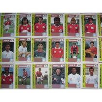 Tarjetas Futbol Mexicano Promocion Bambino Todos Los Equipos