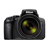 Cámara Coolpix Nikon P900 Negra 16 Mpx