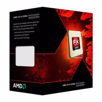 Processador Amd Black Edition Fx 8320e Octa Core 3.2ghz