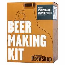 Kit Para Hacer Cerveza Artesanal, Chocolate Maple Porter