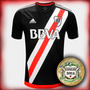 Camiseta River Nueva 2016 2017 Alternativa Negra Original