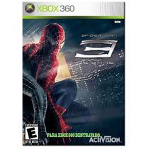 Homem Aranha 3 Jogos Xbox 360