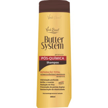 Shampoo Butter System Verde Brasil Cosmeticos Pos Quimica