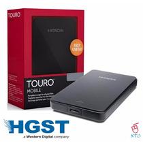 Disco Duro Externo 750 Gb Usb 3.0 Hitachi Touro Portatil Xtc