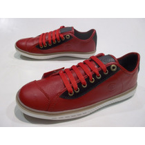 Zapatillas Dunlop Cuero Holmes Hombre Origin Lavalledeportes