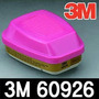 Cartucho O Filtro 3m 60926 Para Multiples Gases,p100 Pintura