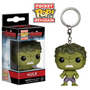Funko Pop Llavero. Marvel. Hulk
