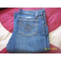 Pantalon(jeans) Wranger Original De Dama, Talla 30