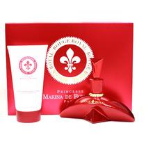 Kit Marina Bourbon Rouge Royal Edp100ml+body 150 Ml-original