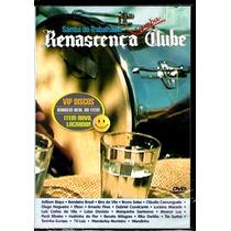 Dvd Samba Do Trabalhador Renascença Samba Clube - Lacrado!!!