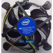 Cooler P/ Processador Intel I7 3770k Lga 1155 3a. Geração