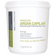Btox Capilar For Beauty Illumination Argan 1 Kg