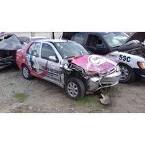 Yonke Fiat Palio 1.6 Std 2004 Refacciones Partes Huesario