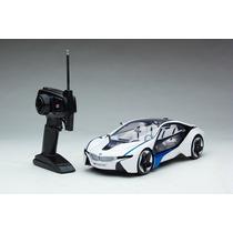 Carrinho Bmw Vision Carro Conceito Rc 1:14 R/c Damadores