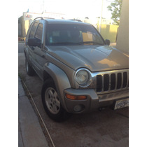 Jeep Liberty Limited 4x4 2004