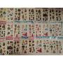 12 Calcomanias Stickers Ideal Para Cuadernos, Regalar Niños