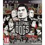 Sleeping Dogs - Digital Ps3