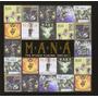 Maná - The Studio Albums 1990-2001 (8 Cds) Nuevo
