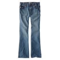 Jeans Aéropostale Talla 12 Años Para Niñas, Amplios