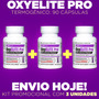 Oxyelite Pro 90 Capsulas - Original - Kit Com 3 Unidades